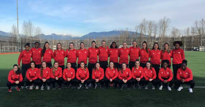Canada Soccer holds final National EXCEL U-20 camp ahead of CONCACAF Women's U-20 Championship