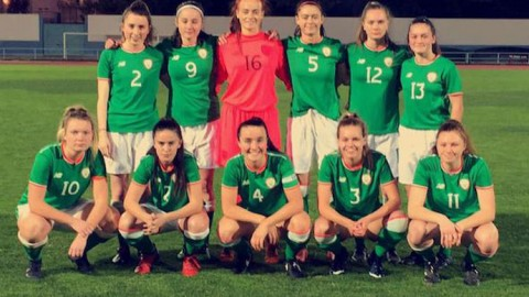 Saoirse Noonan strike for Republic of Ireland not enough against strong England side