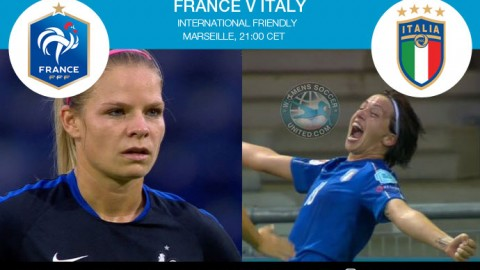 Live Match Updates: France v Italy | International Friendly (20 January 2018)