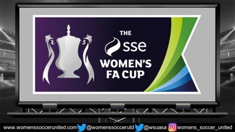 SSE Women's FA Cup 4th Round Draw 8th January 2018