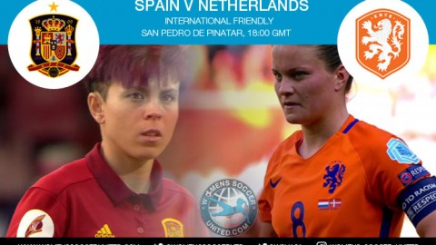 Live Match Updates: Spain v Netherlands | International Friendly (20 January 2018)