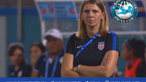 USA Under-20 WNT beat Nicaragua 2-0 in their opening match at the 2018 CONCACAF Women's U-20 Championship