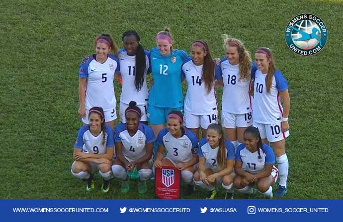 USA U-20 Women's National Team