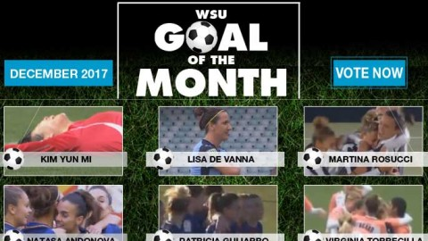 VOTE: December's WSU Goal of the Month