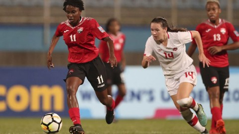 Canada clinches Semi-Final berth with 4-1 win at CONCACAF Women's U-20 Championship 2018
