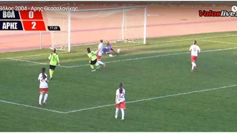 January 07: ARIS Ladies FC lead the Hellenic National League