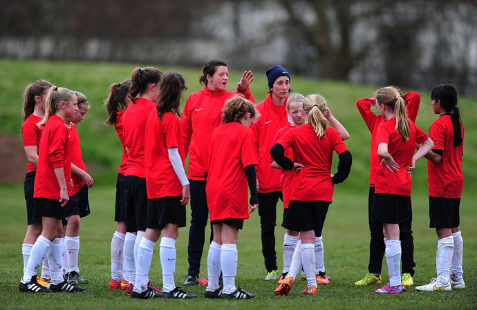 London FA launches ground-breaking London Leopards scheme