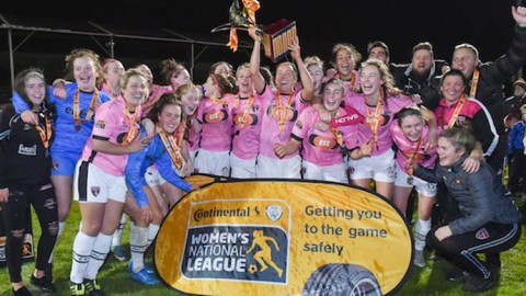 New Continental Tyres Women's National Under-17s League teams confirmed