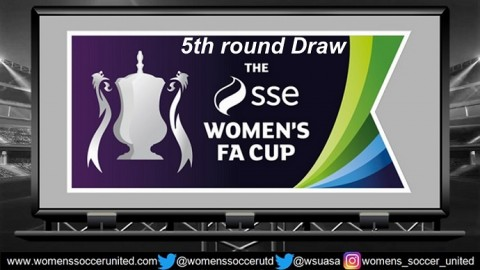 SSE Women's FA Cup 5th Round Draw 2018