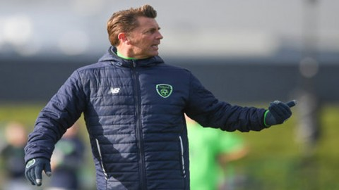 Ziu goal not enough for Ireland Under-17s against Denmark