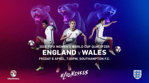 WIN | Family ticket for the World Cup qualifier between England and Wales!