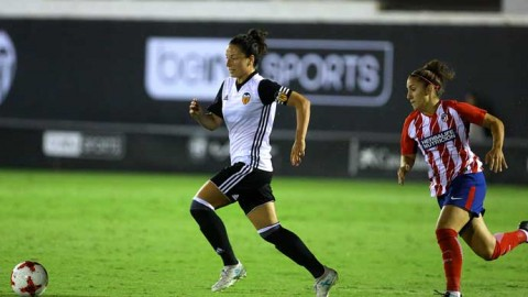 Valencia CF Femenino travel to Atlético de Madrid Femenino this Saturday in the Spanish Liga Iberdrola
