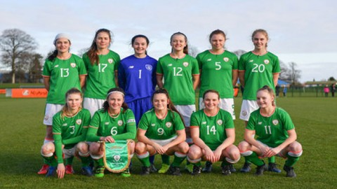 Republic of Ireland Under-17s suffer Danish defeat