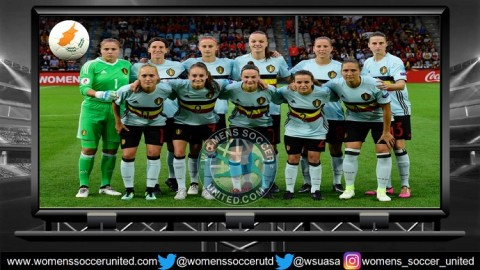 Belgium Name their Squad for the Cyprus Women's Cup 2018
