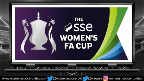 FA Women's Cup 4th Round Match Results 4th February 2018