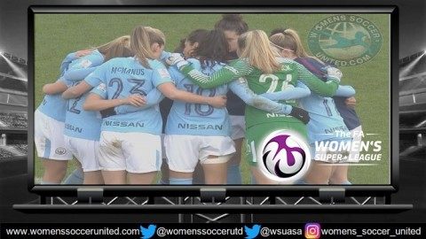 Manchester City Lead FA Women's Super League One 11th February 2018