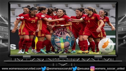 Spain Announce Squad for the Cyprus Women's Cup 2018