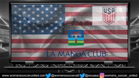 USA Squad for Women's Under-19 La Manga Tournament 2018