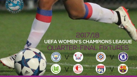 2017/18 UEFA Women's Champions League | Quarter-final fixtures