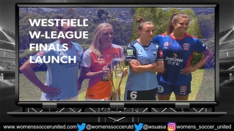 Westfield W-League 2018 Final Series Fixtures Confirmed