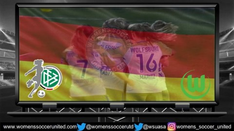 VfL Wolfsburg lead Alliance Women's Bundesliga 25th February 2018