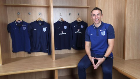 """Phil Neville: """"I think winning a World Cup would be so much more important. I am looking for trophies and medals."""""""