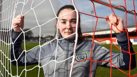"Ireland WU17: Rachael Kelly ready to grab ""once in a lifetime opportunity"""