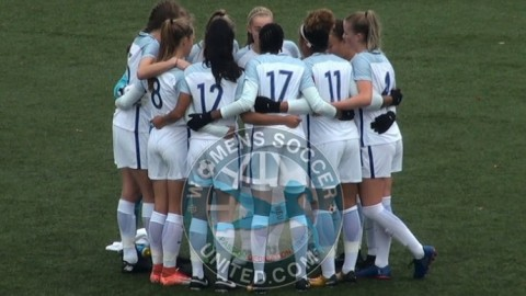John Griffiths names England squad for UEFA Women's U-17 Championship