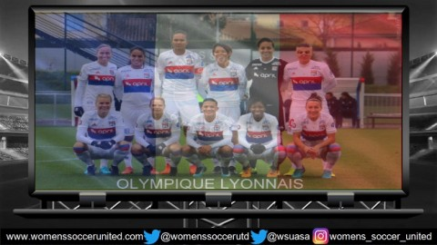 Olympique Lyonnais lead French Feminine Division 1 13th March 2018