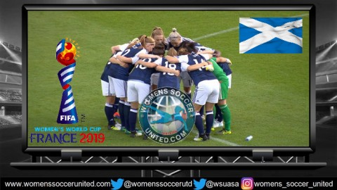 Scotland name Squad for FIFA Women's World Cup 2019 Qualifiers