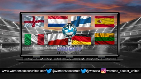 Qualified teams for the 2018 UEFA Women's U-17 Championship Finals