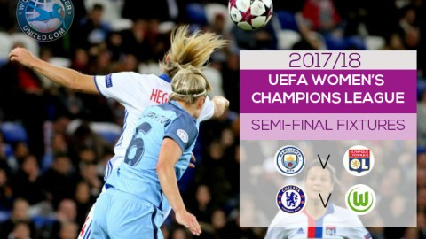 2017/18 UEFA Women's Champions League | Semi-final fixtures