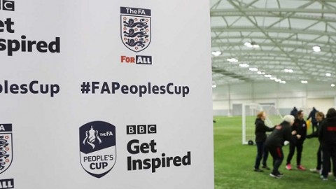 The FA Peoples Cup 2018
