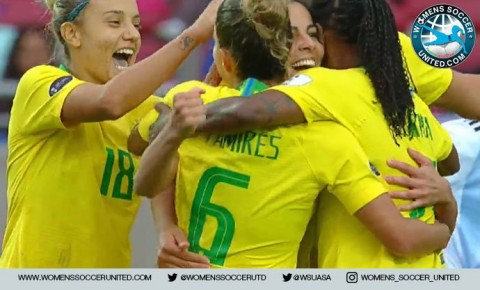 Brazil become first South American team to qualify for the 2019 FIFA Women's World Cup
