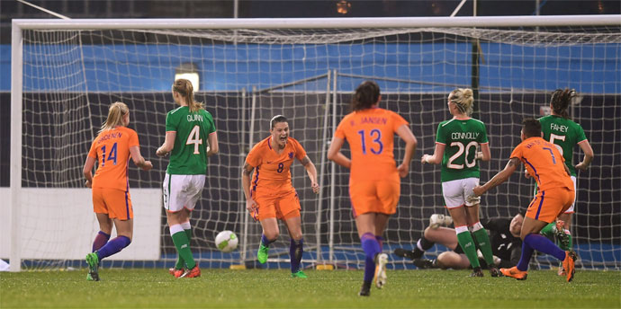 Republic of Ireland 0-2 Netherlands