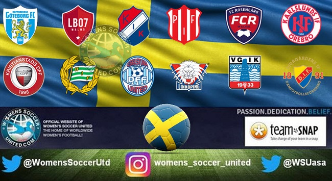 Swedish Damallsvenskan 2017