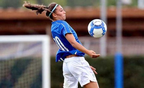 Inter women's team, the goals for the Azzurre and Zanetti's advice: an interview with Agnese Bonfantini