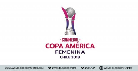 Colombia kicks-off Copa América Femenina 2018 with big win over Uruguay; Chile and Paraguay play to 1-1 draw