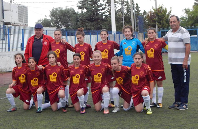 MESOLOGI 2008 LADIES F.C