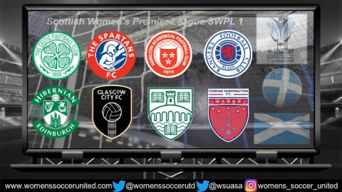 Glasgow City Lead Scottish Women's Premier League 4th June 2018