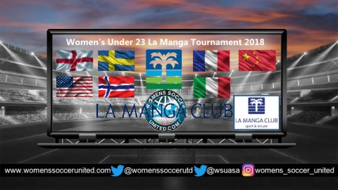 Women's Under 23 La Manga Tournament 2018