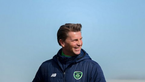 Colin Bell names 21-player Republic of Ireland squad for World Cup qualifiers against Norway
