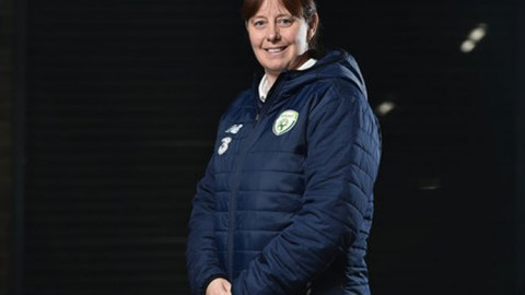 Sharon Boyle names Ireland squad for UEFA Women's Under-16 Development Tournament