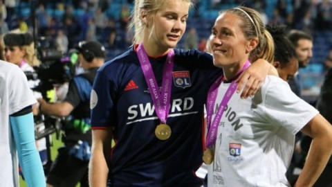 Olympique Lyonnais Ada Hegerberg ends 2018 Season as Top Goalscorer
