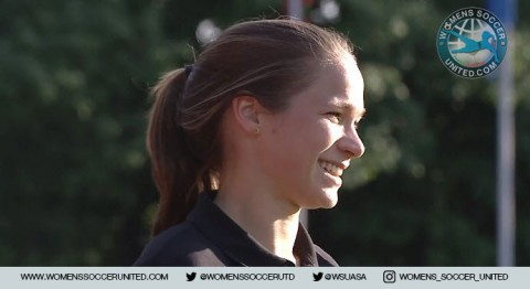 "Ieva Kibirkštis: ""I am the first female head coach for a national team in Lithuania – it is an absolute honour"""