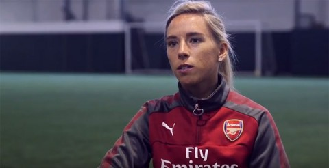 "Jordan Nobbs: ""It's an incredible feeling and I think it's the trophy that everyone wants to win. It's such a major event."""