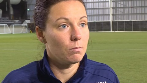 "Rachel Corsie: ""This is the most competitive league I've ever been involved in"""