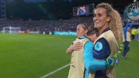 Kheira Hamraoui Leaves Olympique Lyonnais and signs for FC Barcelona