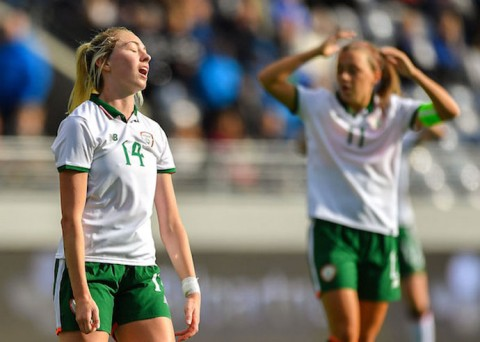 Hansen penalty sees Ireland's World Cup hopes end