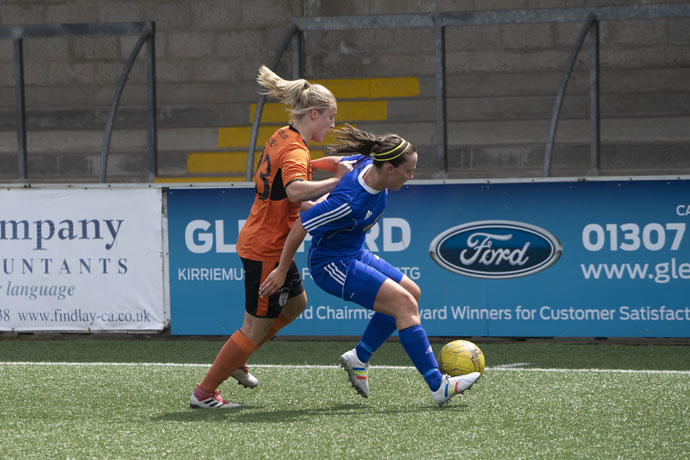 Leanne Ross has lifted the SSE Scottish Women's Cup six times with Glasgow City - now she wants it back again.